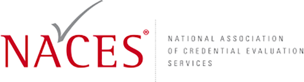 Logo: NACES - National Association of Credential Evaluation Services